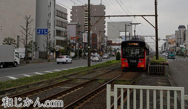 堺の路面電車