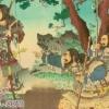 神々の魂を浄める大松明『那智の火祭り』和歌山県熊野那智大社