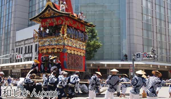 祇園祭の起源