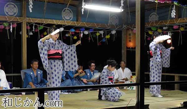 徳山盆踊り
