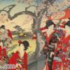 お花見の由来。桜と日本人の深い関わりを知る。