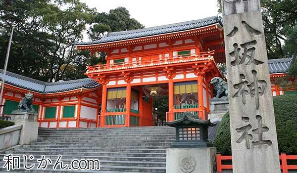 八坂神社の起こり