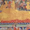 北枕 涅槃図